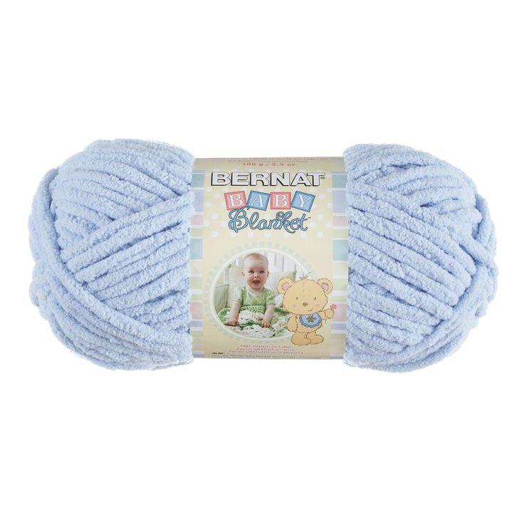 36 best Bernat Blanket Yarn images on Pinterest | Bernat baby ...