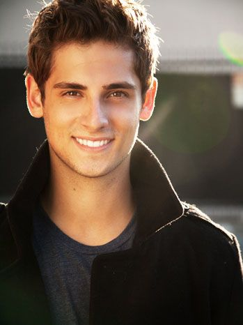 i don't know who this person is, but he's french and he's cute. Jean-Luc Bilodeau?