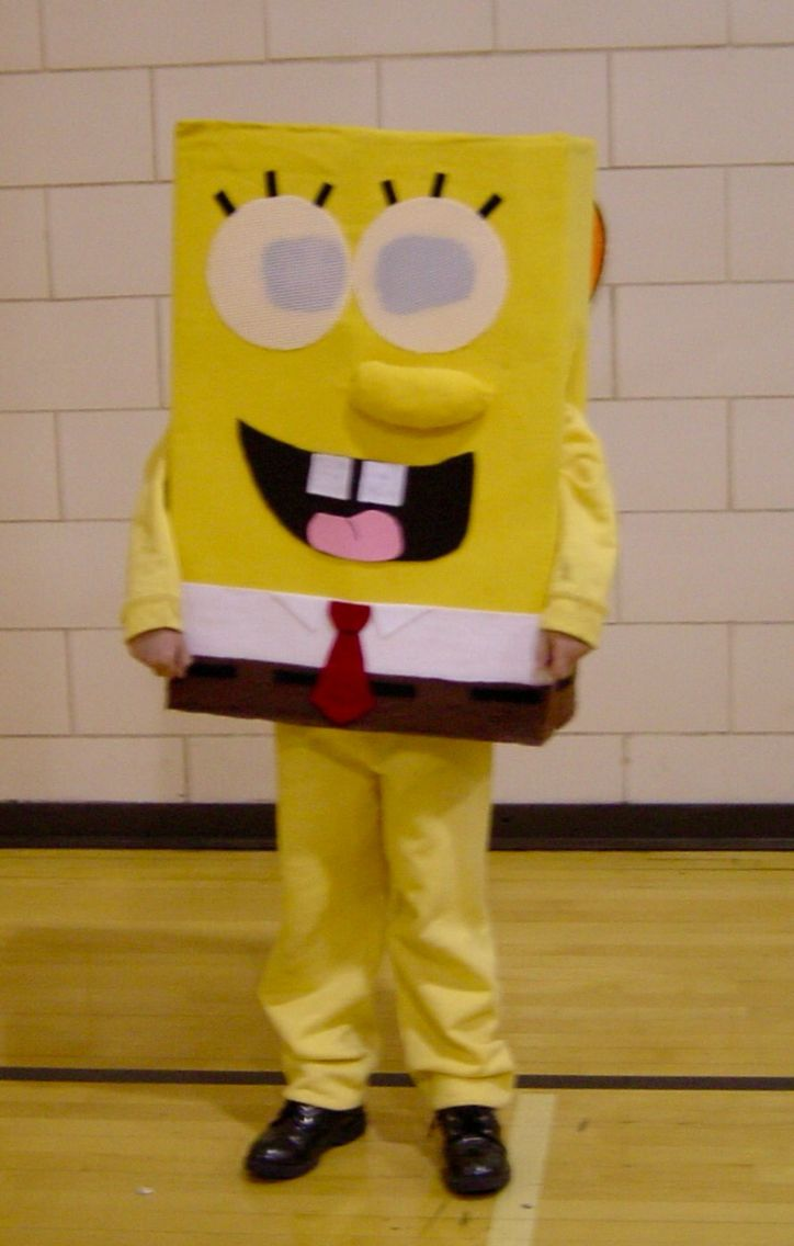 best 25 spongebob halloween costume ideas on pinterest