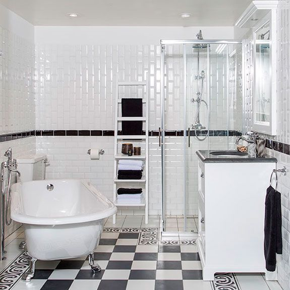 Badkamer Douche Wand ~ Badkamer i 005 Badkamer in Engelse stijl