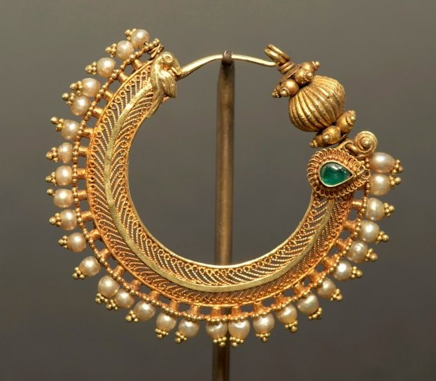 Indian nose ring/nathu