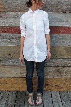 FWK Round Collar Shirt