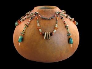embellished gourd
