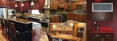 Counter-tops are what make the kitchen. You can either put the laminate or the granite counter-tops in.  http://www.primoremodeling.com