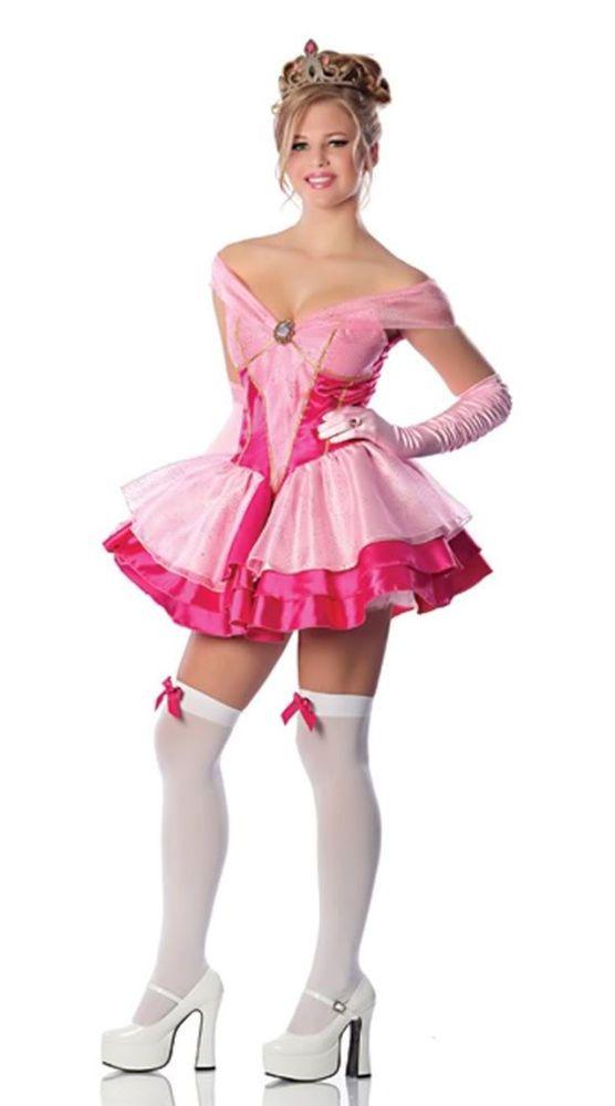 Sexy sleeping beauty halloween costumes — pic 1