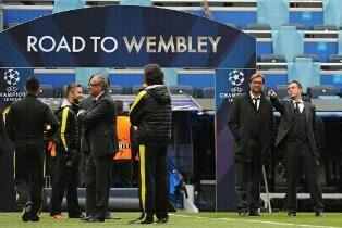 Borussia Dortmund Road to Wembley