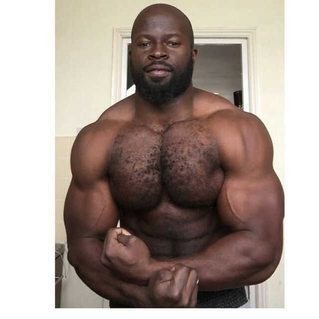 body builder gay man