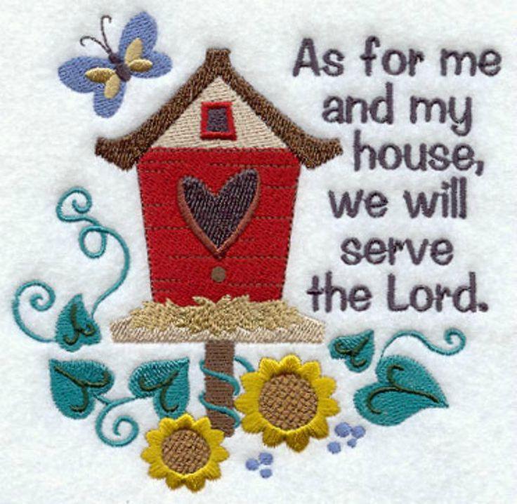 Free Machine Embroidery Designs Bible Verses Joshua