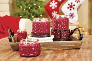 Gold Canyon Candles, Rondi ... Ind. Demonstrator: Merry Cherry Cobbler