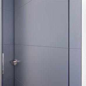 Bod'or deur kozijn combinatie - Model Cube GV40 (deur en kozijn afgewerkt in dezelfde structuur en kleur)