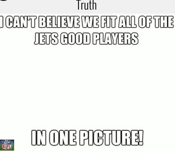 NY Jets memes