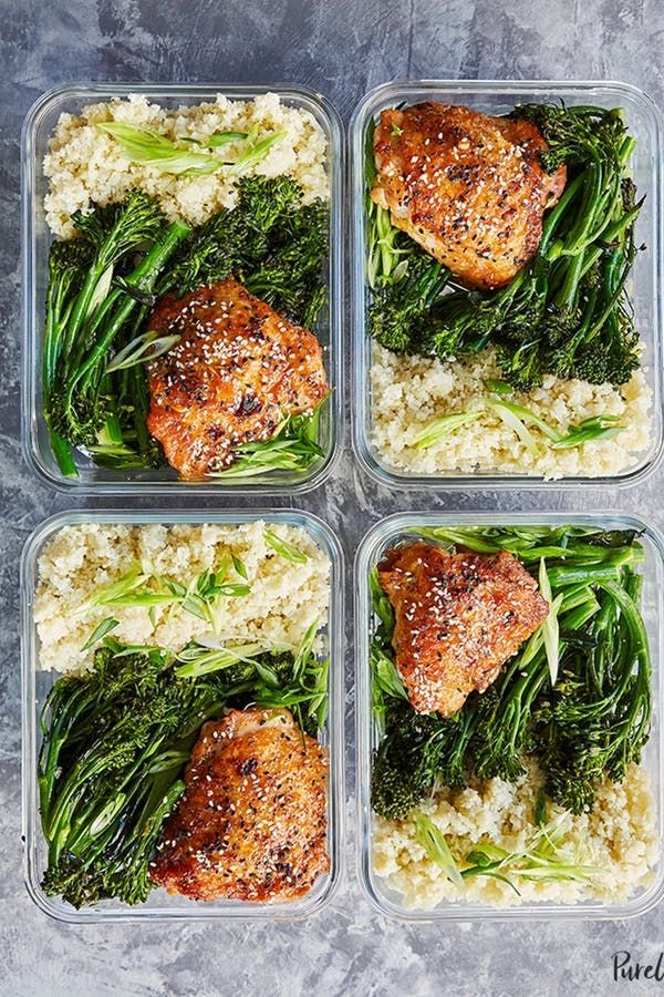 27 Chicken Meal Prep Recipes That Never Get Boring Meal Plans