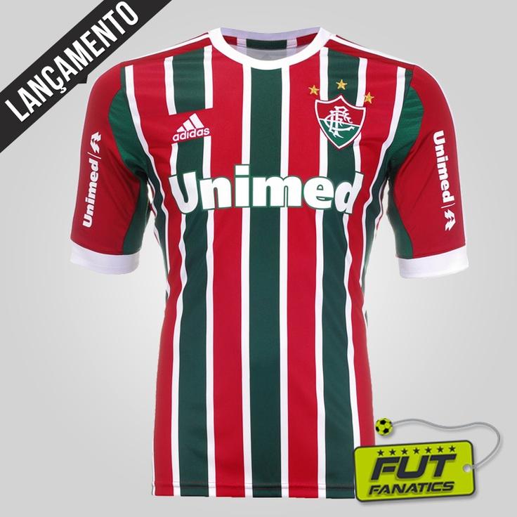 Nova Camisa do Fluminense!