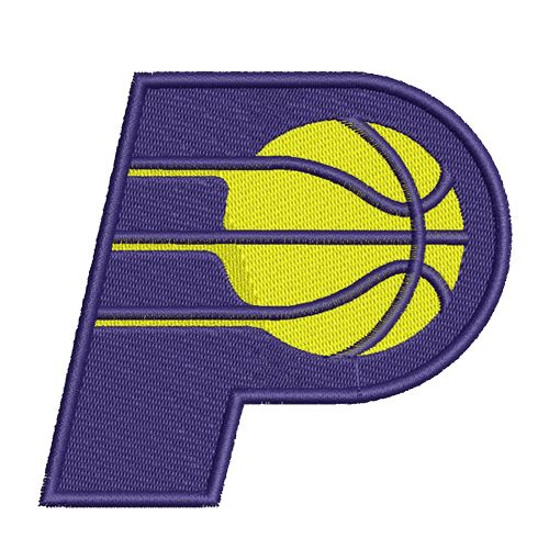 Indiana Pacers embroidery design INSTANT download, Indiana Pacers logo embroidery design INSTANT download, Indiana Pacers Machine Embroidery design