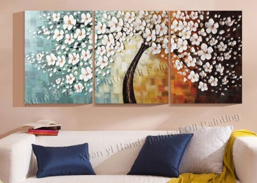 Oltre 25 fantastiche idee su Dipinti di fiori astratti su ...