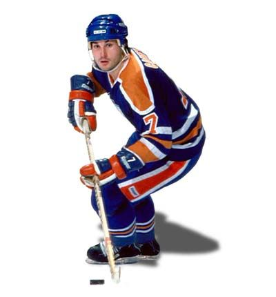 """""""When we've got the puck, they can't score."""" - Paul Coffey. Defense wins championships"""