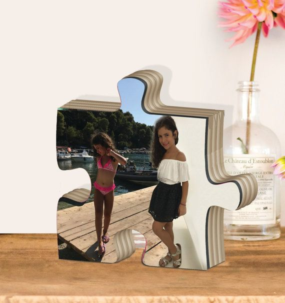 Picture on Wood Personalised Picture Frame wooden by uWoodLoveThis