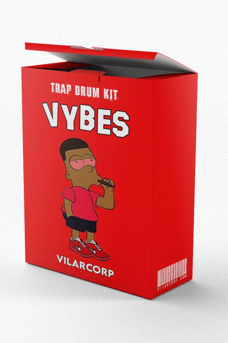 [FREE] Vybes Drum Kit 🔥 in 2020 Drum kits, Kit, Drums