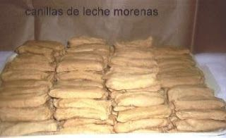 Dulces Típicos de Guatemala: Las Canillitas de Leche