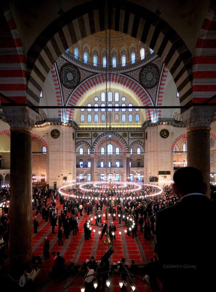 Suleymaniye Mosque - null