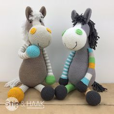 Dots & HOOK - Cavallo Emma
