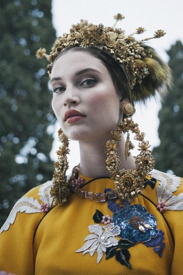 Présentation Dolce & Gabbana Alta Moda Automne-Hiver 2015/2016