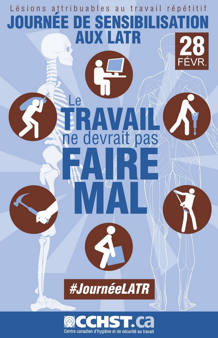 Bien-aimé 36 best Affiches sur la santé et la sécurité images on Pinterest  PQ47