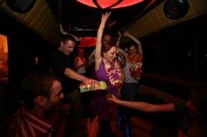 impreza urodzinowa Partybus