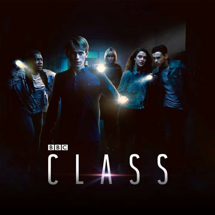 Doctor who Spin Off- CLASS