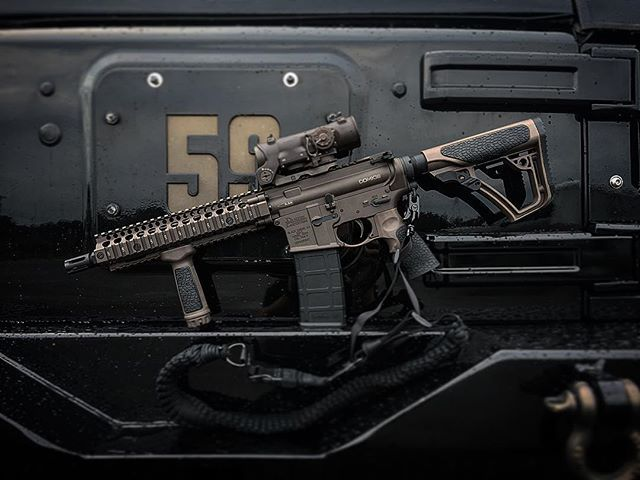 Just picked up the @danieldefense #mk18 #sbr (lifelong favorite rifle) was finally approved for the ol' NFA stamp! Its only appropriate to post it and request that all of our fellow god seekers would pray Save those thumbs & bucks w/ free shipping on this magloader I purchased mine http://www.amazon.com/shops/raeind No more leaving the last round out because it is too hard to get in. And you will load them faster and easier, to maximize your shooting enjoyment.