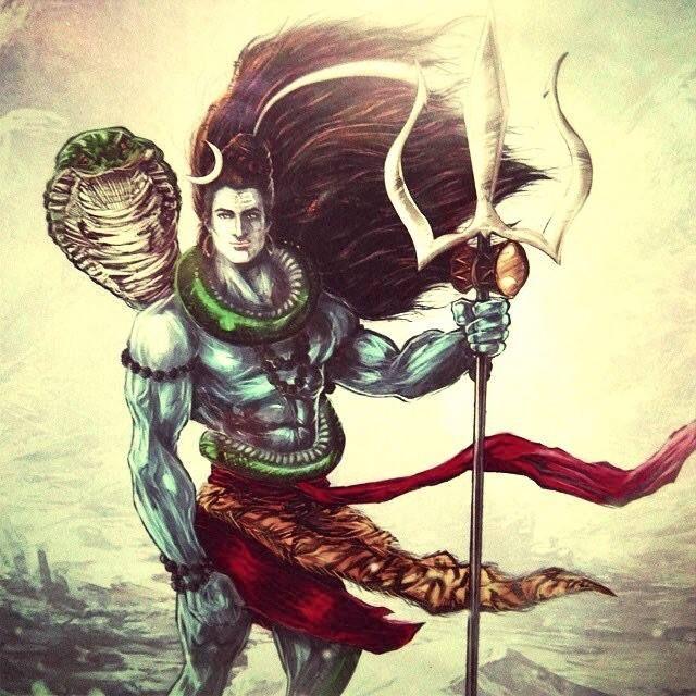 Jatadhaari Shiva Pinterest Lord Shiva Shiva And Shiva Shakti