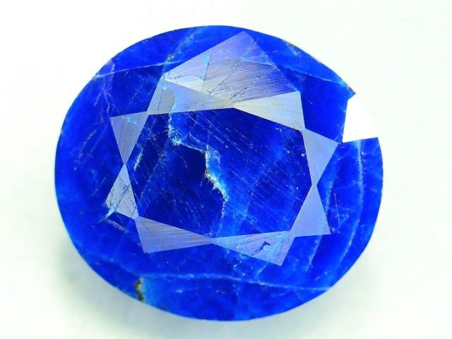 Rare 3.260 ct Natural Electric Blue Hauyne L.9 Collector's Gem