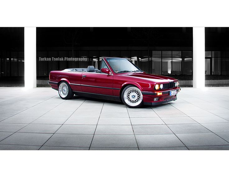 The Legend ! BMW E30 by Tarkan T.