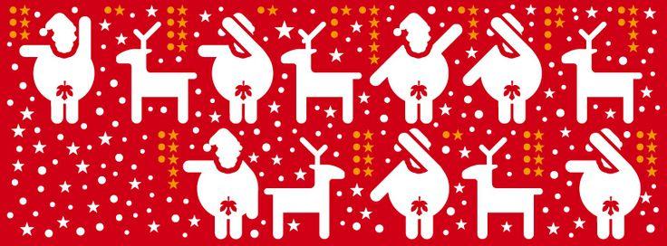 Decifrate il messaggio nascosto nella cover natalizia Eden Exit! Trovate prima la parola che Babbo Natale vuole comunicarvi, poi decifrare il messaggio celato dietro le stellette sarà un gioco da ragazzi... https://www.facebook.com/edenexit