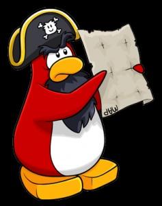 How to Dress Like Rockhopper in Club Penguin