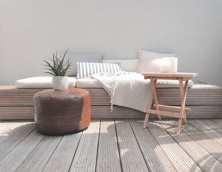 ..........auf der Terrasse, als Abschluss für einen wunderschönen, sonnigen 1.Mai. Einen enspannten Abend wünsche ich euch noch:blush:. Lg