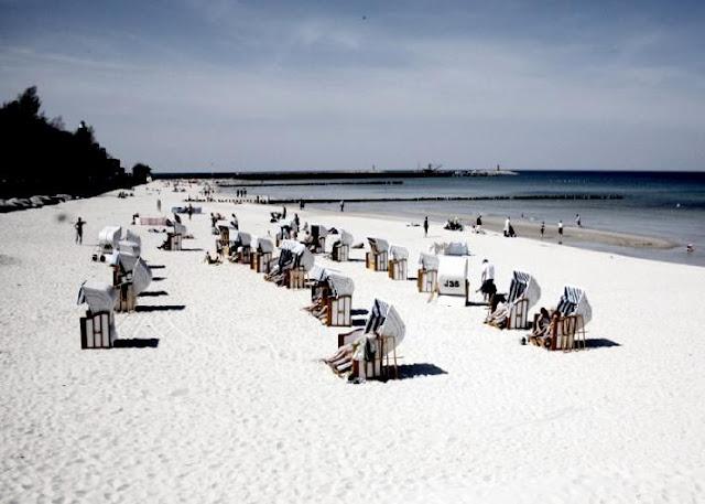 Kolobrzeg,Kołobrzeg, Poland, Beach, Summer, Beach, Sea,Bałtyk