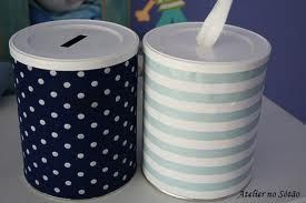 como reutilizar lata de leite - Pesquisa Google