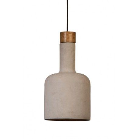 Wyjątkowa lampa wisząca CRADLE BOTTLE - Dutchbone