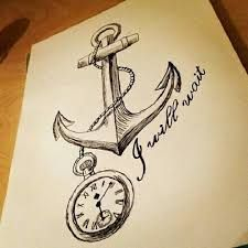 Image result for anchor tattoos tumblr