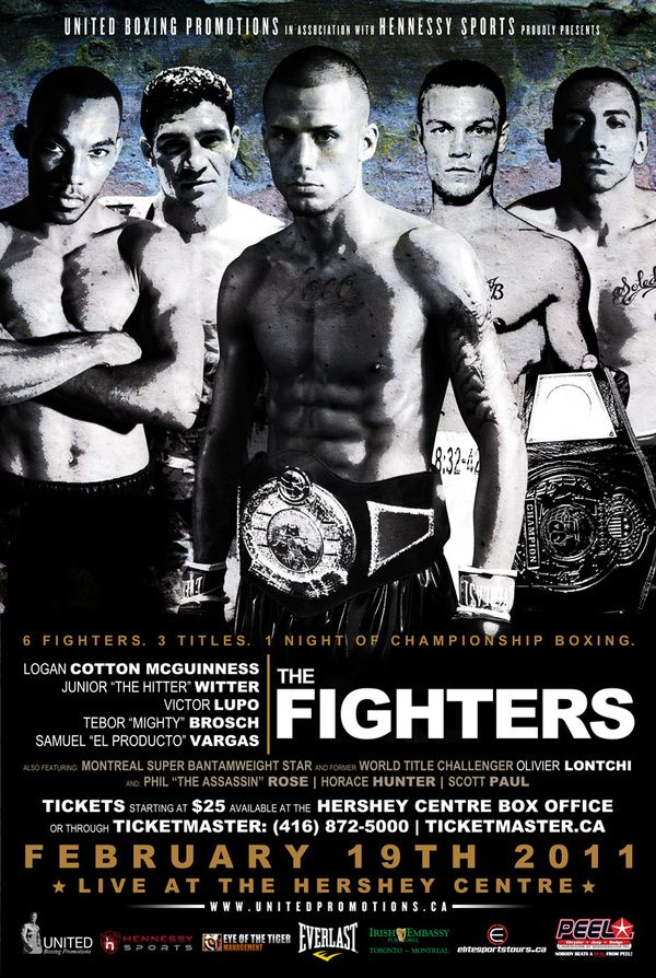 BOXING EVENT ADVERTISIMENTS | on poster art and event marketing for some of the top boxing events ...