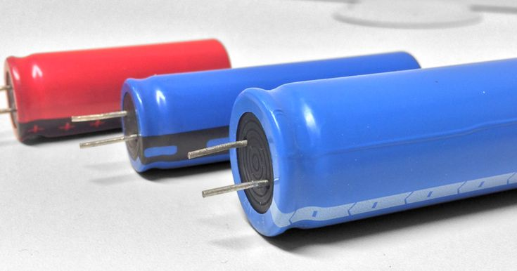 High Density Hybrid Power Capacitors Can Store As Much Energy As Lithium Batteries But With Much Higher Charge Discharg In 2020 Capacitors Lithium Battery Technology