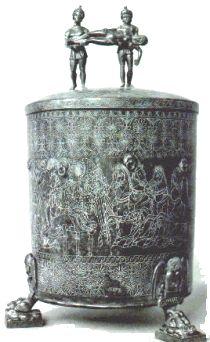 Etruscan pot