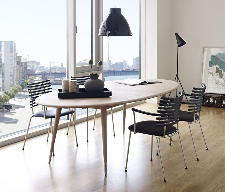 NAVER COLLECTION | GM9900 POINT Table | Design: Nissen & Gehl mdd.