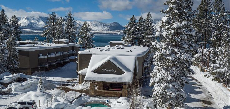 Lake Tahoe Luxury Boutique Hotel | The Landing Resort and Spa | South Lake Tahoe, CA