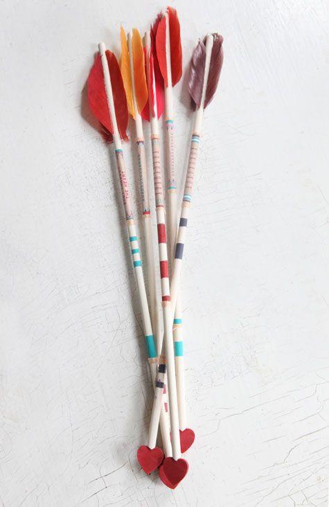 diy project: vintage arrow