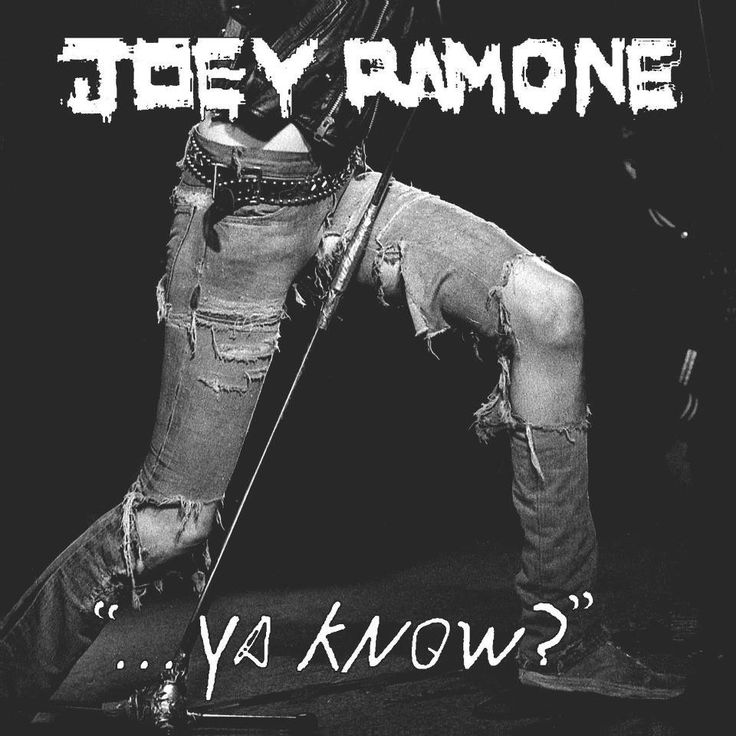 "Ramones - Joey Ramone ""...Ya Know?"" on 2LP   MP3 Download"