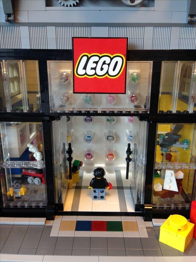 Lego Store Amsterdam