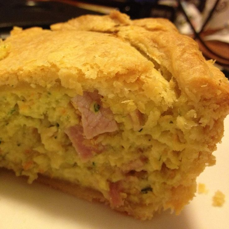 Recipe Zucchini Slice by Felicia81 - Recipe of category Side dishes