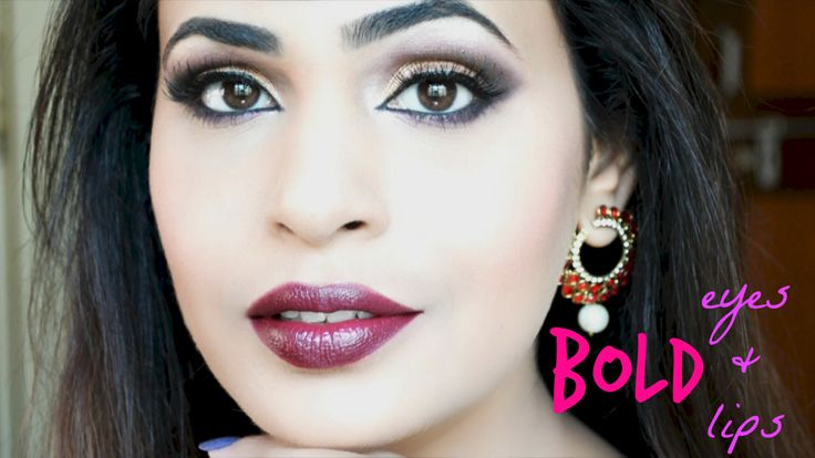 Hi My Beauties,  Check out This Bold and Gorgeous Bridal Look....  Yes Yes...  I Was feeling extra extra Bold Today... And This is it....   http://youtu.be/Z9M4gptBUds  Bold eyes and bold lips  Bold makeup Indian bridal makeup Pakistani bridal makeup Punjabi bride  Makeup ideas